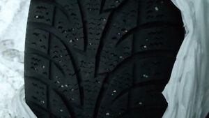 17in All Weather Tires (M+S) Prince George British Columbia image 3