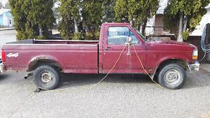 1993 Ford F-150 XL Pickup Truck