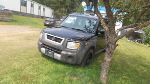 2003 HONDA ELEMENT ALL WHEEL DRIVE FIRST $2500 OBO TAKES IT