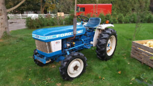 Ford 1710 4WD