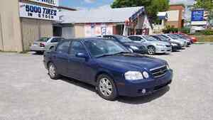 2006 Kia Magentis Lx. SAFETY & ETEST included