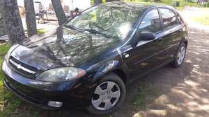 CHEVY OPTRA