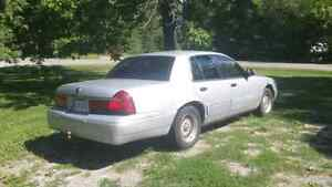 2001 grand marquis  as is $600