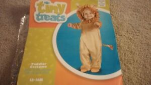 Baby/Toddler Lion Halloween Costume- NEW