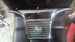 Rear Seat Speaker Grill & Asst. parts 1965/1966 Ford Galaxie 500