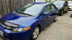 2006 Honda Civic. One owner. Well maintained.