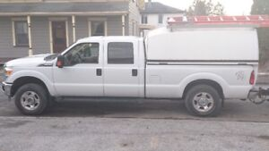 2012 Ford F-250 XLT Camionnette