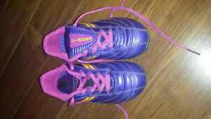 Chaussures soccer filles pointure 10