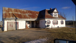 Older Style Farm House for Rent