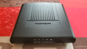 Cable modem Thompson for Quebec