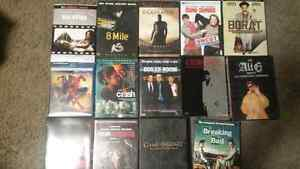 Dvds 2 a piece obo