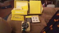 Great Christmas Gift Invicta Model 17455 Brand New Still In Box