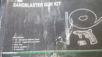 Sand Blaster Kit Sandblaster Gun Kit