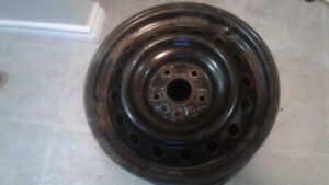 Two 16' rims for sale