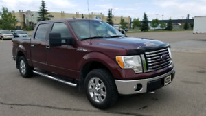 2010 Ford F-150 XTR 4X4 with Tow Package