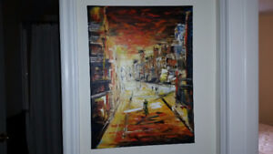 Original art by various artists KEMPTVILLE
