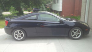 2000 Toyota Celica GT-S Price reduced.
