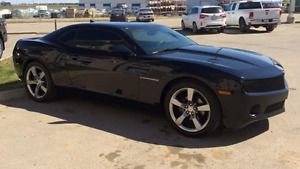 2011 Chevrolet Camaro Coupe (2 door)