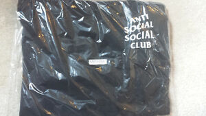 "Anti Social Social Club - ""Mind Games"" hoodie - size m Kitchener / Waterloo Kitchener Area image 2"