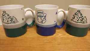 Set of Over Sized Coffee Mugs
