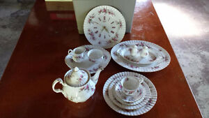 Royal Albert China (Lavender Rose Pattern) Mint Condition