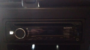 Sony Stereo With 2002 Honda Civic A/C Unit