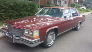 1985 Cadillac Fleetwood for sale Price NEGOTIABLE