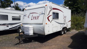 18 Late Model RVs at Auction - Ends July 25th