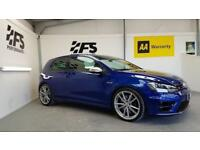 2014 Volkswagen Golf 2.0 TSI BlueMotion Tech R DSG 4MOTION (s/s) 3dr