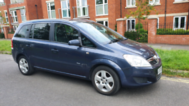 image for Vauxhall Zafira 7 Seater 1.6