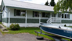 Affordable retirement or vacations in Granisle on Babine Lake