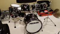 Premier Genista 6pce shell pack, Birch shells with upgrades