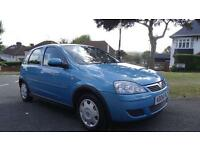 VAUXHALL CORSA DESIGN 16V TWINPORT - LOW INSURANCE 2004 Manual 46000 Petrol Blue