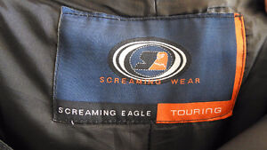SCREAMING EAGLE Women Motorcycle jackets and pants