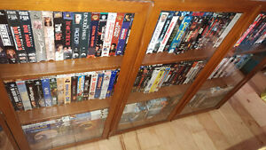 Lots of VHS Movies $1.00 each