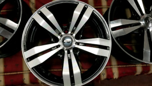 15 inches New rims Honda Civic Toy Corolla