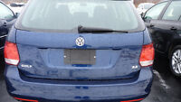2012 VW GOLF WAGON 2.5L GAS 113,000KM $10,900