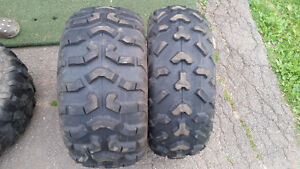 2 sets of 4 Maxxis tires brand new