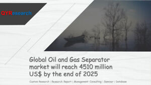 Global Oil and Gas Separator market research