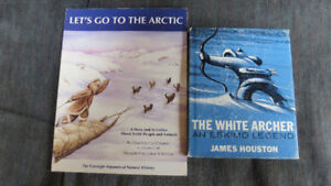 The White Archer and Arctic books(2)