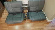 Removable seats for 80 series Landcruiser or Sahara Lakelands Mandurah Area Preview