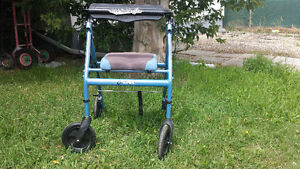 Walker in near new condition  REDUCED !!!!