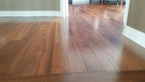 Hardwood from 1.50sqf  and laminate 1.20sqf installation Edmonton Edmonton Area image 9