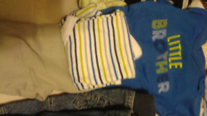 Baby boy 3 pc set
