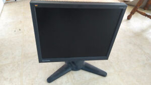 Cheap monitor- Works fine, in good shape- 1280x1024