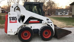 2007 Bobcat S185 Skid Steer Great Condition - $25900 (Vancouver)