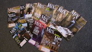 Profession Audio Magazines (Complete Yearly Collections)
