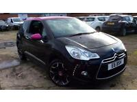 2014 Citroen DS3 1.6 e-HDi 115 Airdream DSport Manual Diesel Hatchback