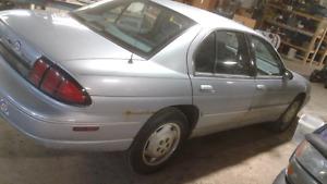1997 Chevy Lumina and 1994 Buick century