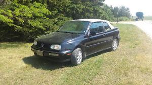Classic 1998 Cabrio VW